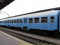 Series 21-47 second class car, made in Poland